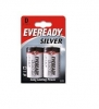 ENERGIZER BATERIA EVEREADY SILV.D R20/2S
